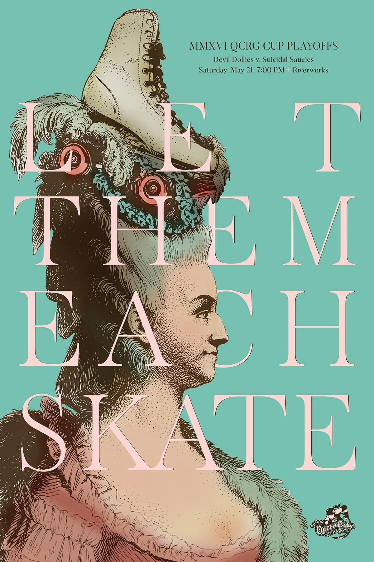 Let them each skate