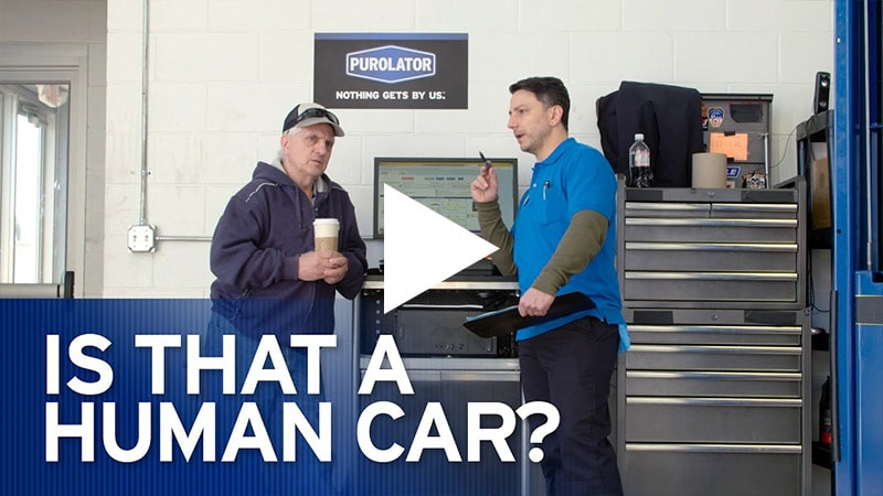 Video: Is That a Human Car?