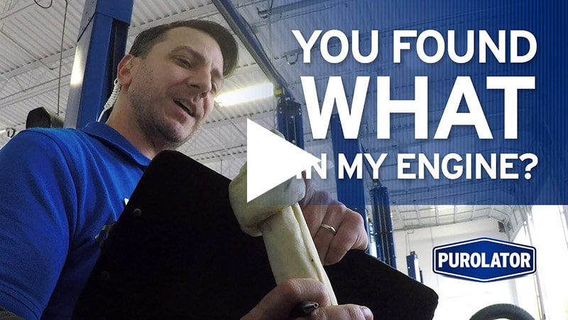 Video: You Found What in my Engine?